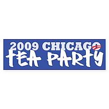 2009 Chicago Tea Party Bumper Sticker (50 pk)