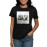 Calavera's Wild Party Women's Dark T-Shirt