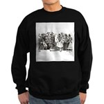 Calavera's Wild Party Sweatshirt (dark)