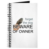 Beware of Owner Journal