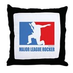 ML Rocker Throw Pillow
