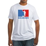 ML Painter Fitted T-Shirt
