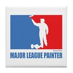 ML Painter Tile Coaster