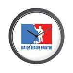 ML Painter Wall Clock