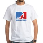 ML Mower White T-Shirt