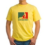 ML Mower Yellow T-Shirt