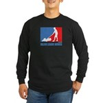 ML Mower Long Sleeve Dark T-Shirt