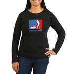ML Mower Women's Long Sleeve Dark T-Shirt