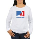 ML Mower Women's Long Sleeve T-Shirt