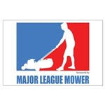 ML Mower Large Poster