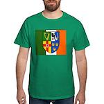 Four Provinces Flag Dark T-Shirt