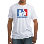 ML Geek Fitted T-Shirt
