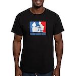 ML Geek Men's Fitted T-Shirt (dark)