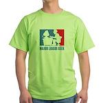 ML Geek Green T-Shirt