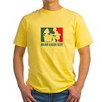 ML Geek Yellow T-Shirt