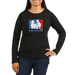 ML Geek Women's Long Sleeve Dark T-Shirt