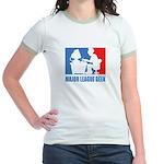 ML Geek Jr. Ringer T-Shirt