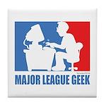 ML Geek Tile Coaster