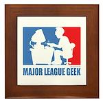 ML Geek Framed Tile