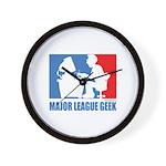 ML Geek Wall Clock