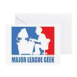ML Geek Greeting Cards (Pk of 20)