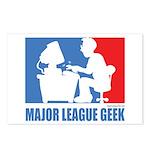 ML Geek Postcards (Package of 8)