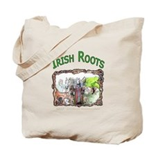 Irish Roots Tote Bag