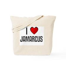 I LOVE JAMARCUS Tote Bag