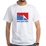 ML Fencer White T-Shirt