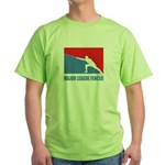 ML Fencer Green T-Shirt