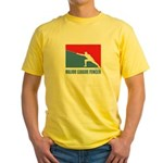 ML Fencer Yellow T-Shirt