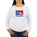 ML Fencer Women's Long Sleeve T-Shirt
