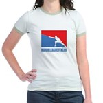 ML Fencer Jr. Ringer T-Shirt