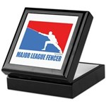 ML Fencer Keepsake Box