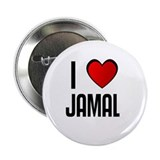 "I LOVE JAMAL 2.25"" Button (100 pack)"