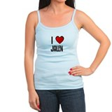 I LOVE JALEN Ladies Top