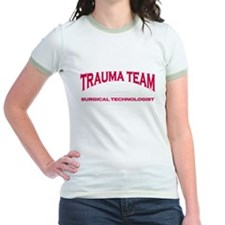Trauma Team ST - pink T