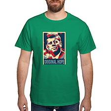 JFK ORIGINAL HOPE Pop Art T-Shirt