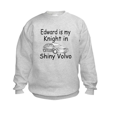 Shiny Volvo Kids Sweatshirt
