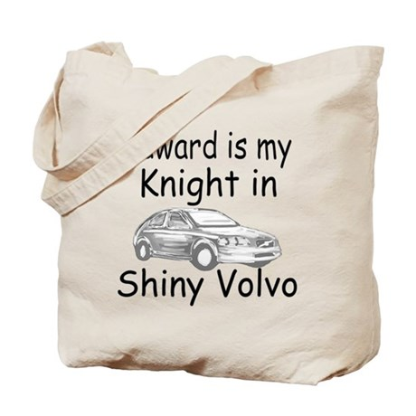 Shiny Volvo Tote Bag