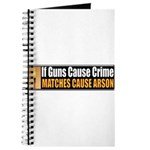 Guns and Arson Journal