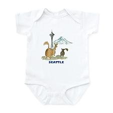 Seattle Infant Bodysuit