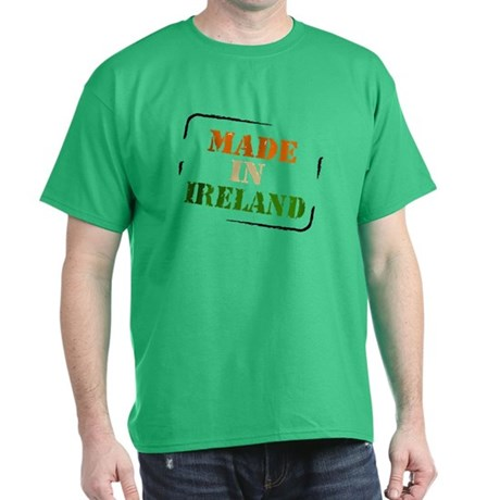 Made in Ireland Dark T-Shirt