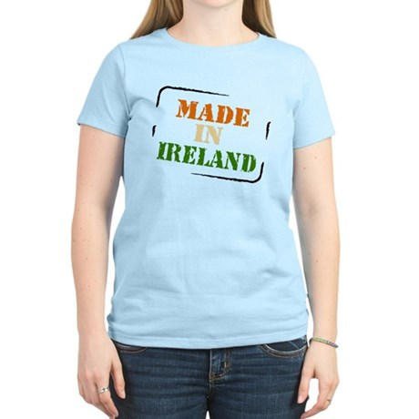 Made in Ireland Women's Light T-Shirt