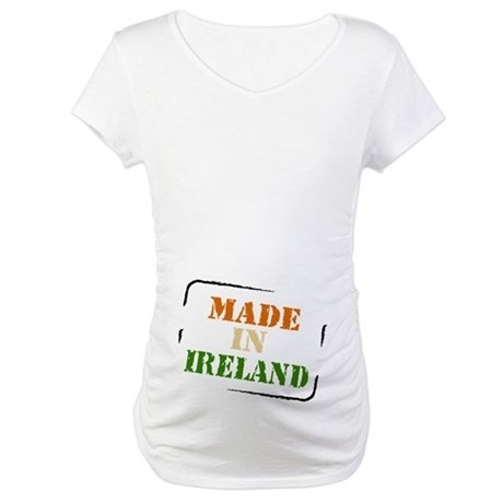Made in Ireland Maternity T-Shirt