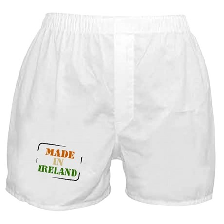 Made in Ireland Boxer Shorts