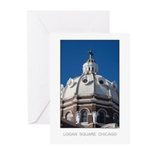 Saint Mary of the Angels Greeting Cards (Pk of 10)