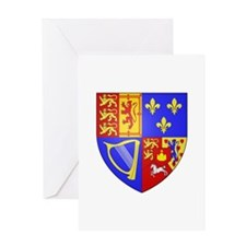 Kingdom of Great Britain Greeting Card