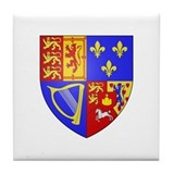 Kingdom of Great Britain Tile Coaster