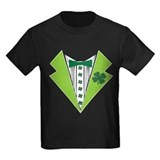 St. Patrick's Day Tuxedo Shir T